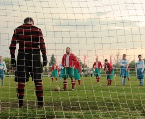 Ворота для футбола и для других игр во дворах объявили вне закона