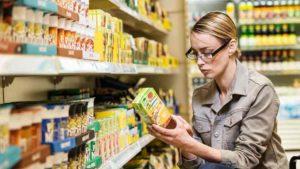 декларация на продукты питания